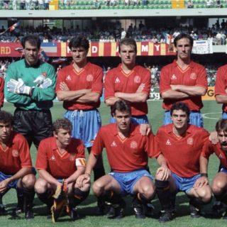 Сборная  Испании на ЧМ-1982