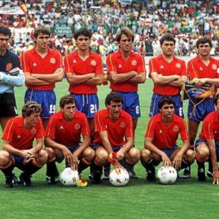 Сборная Испании на ЧМ-1986