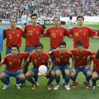 Испания - Франция 2006 год