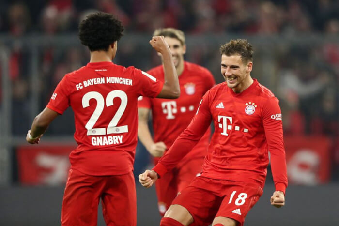 Прогноз на матч Бавария - Фортуна 29 мая
