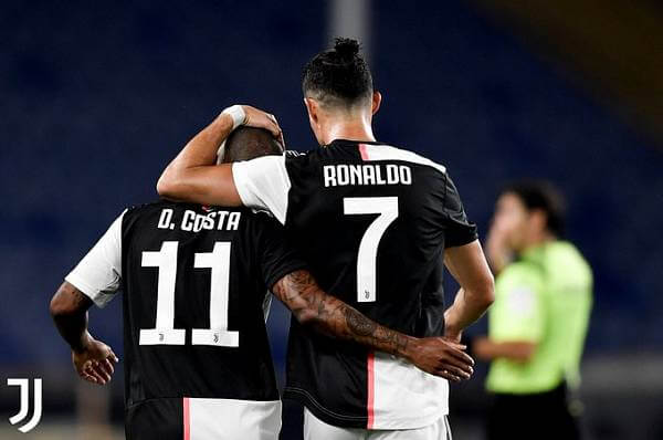 Прогноз на матч Ювентус - Аталанта 11 июля 2020 года